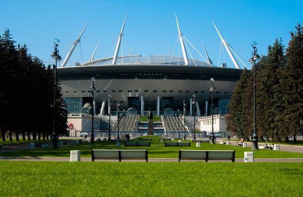 ВUEFA рассказали ошансах Петербурга принять финал Лиги чемпионов