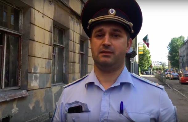 Кандидата вмундепы задержала полиция уИКМО «Екатерингофский»