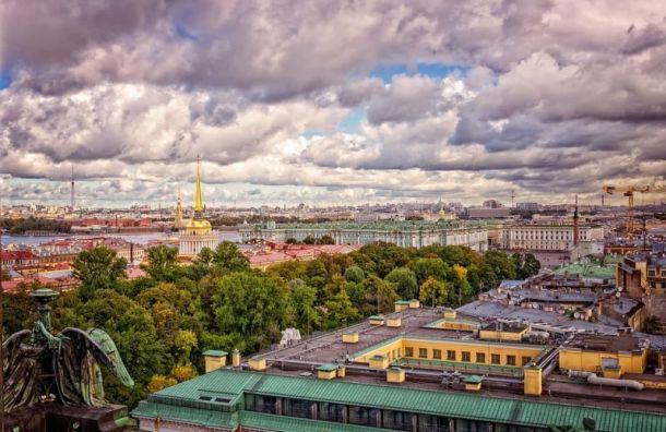 Власти Петербурга хотят организовать законные экскурсии покрышам