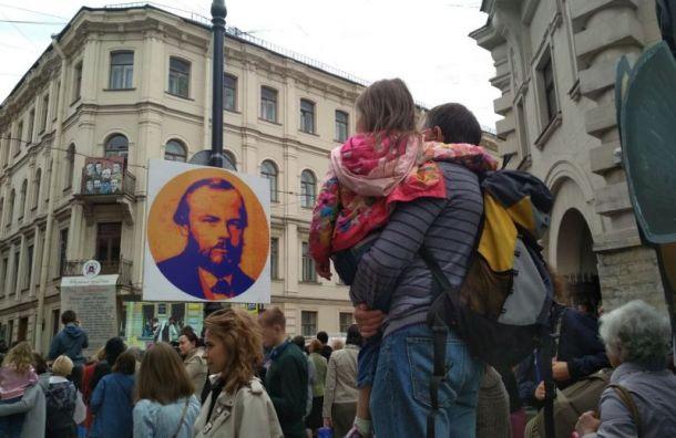 Идея строительства нового здания музея Достоевского живее всех живых