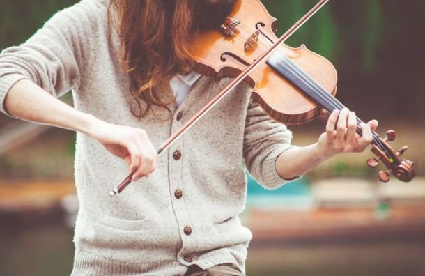 Фестиваль «Скрипка наНевском» откроют наплощади Искусств 6июля