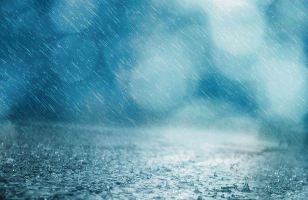 Синоптик: Петербург остается под влиянием обширного циклона