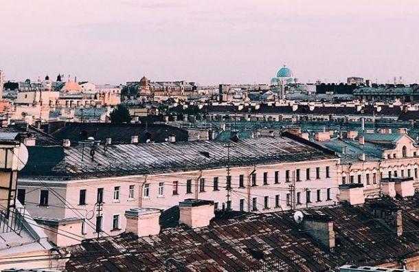 Крыши Петербурга оснастят из-за руферов сигнализациями