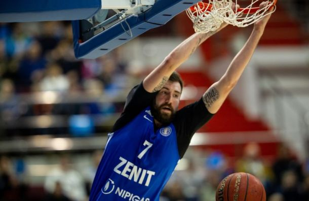 Лидер баскетбольного «Зенита» Карасев покинул команду