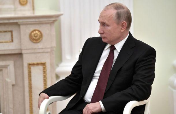 Путин впервые созвонился сЗеленским