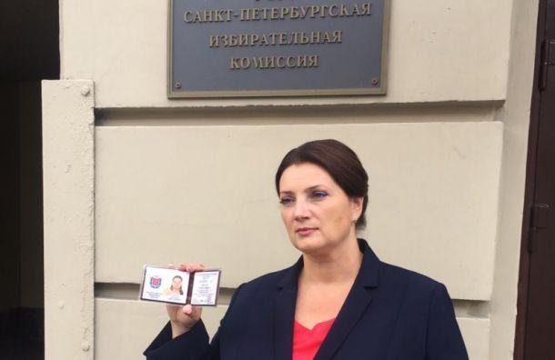 Горизбирком зарегистрировал трех кандидатов вгубернаторы отпартий