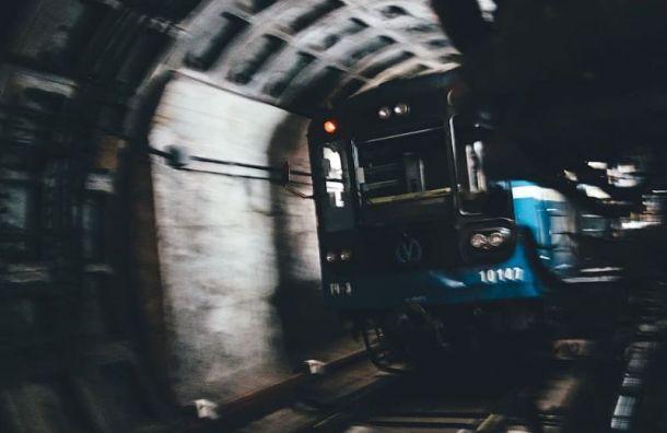 Пробный поезд добрался достанции «Шушары»