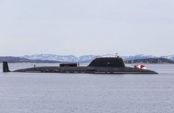 При пожаре на подлодке АС-12 в Североморске погибли 14 человек