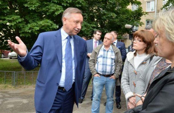 Беглов прокомментировал недопуск команды Павла Швеца навыборы