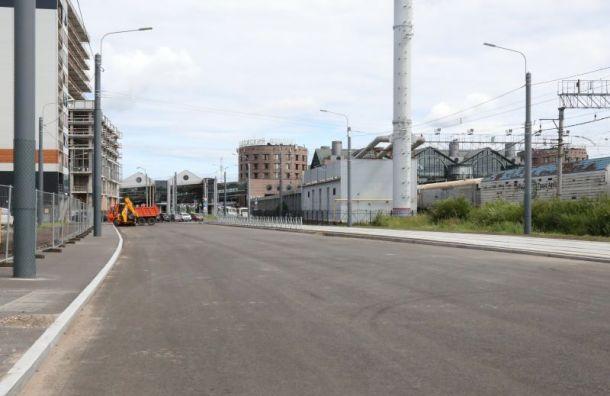 Новый участок Гранитной улицы откроют 25августа