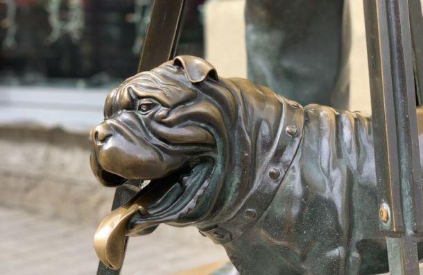 Потёртый Петербург: почему нестоит тереть памятники