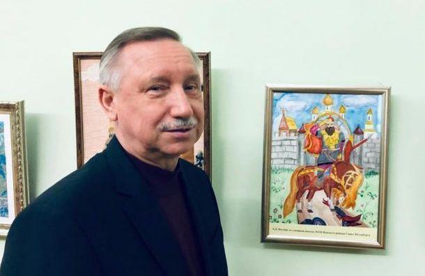 Беглов будет участвовать впредвыборных дебатах