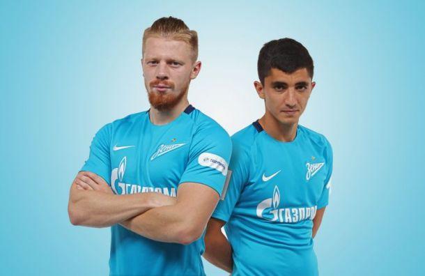 «Зенит» объявил обуходе Новосельцева иЦаллагова