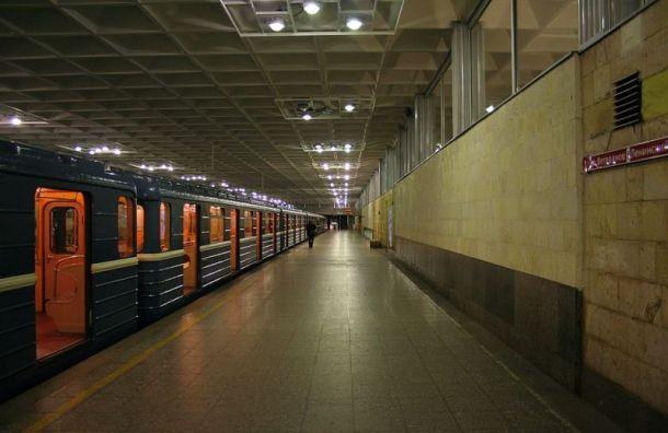 Из-за ливней закрыли вход вкассовый зал станции «Девяткино»