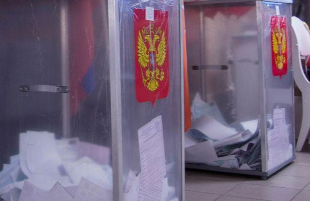 Петербургский ГИК небудет открывать избирательные участки вКарелии