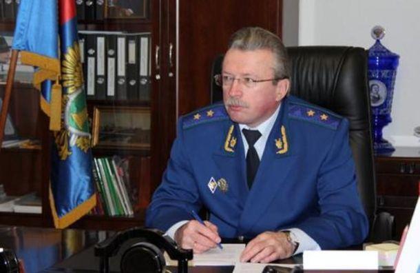 Тюменский прокурор возглавит транспортную прокуратуру вПетербурге