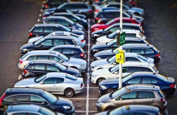 Парковочные места вРоссии хотят «подрезать»