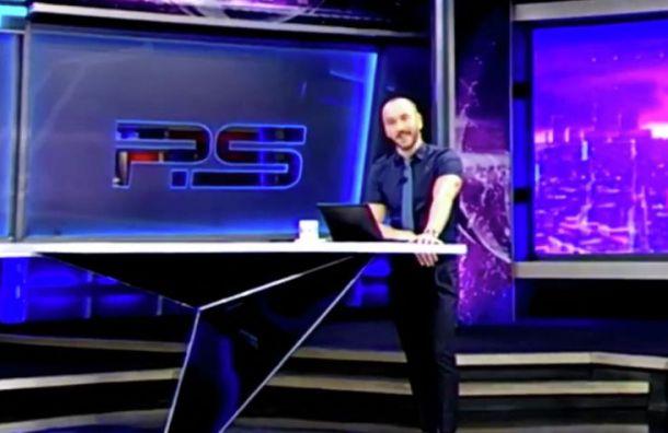 Грузинского ведущего отстранили отработы после оскорбления Путина