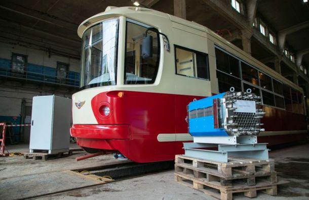 Горэлектротранс строит макет водородного трамвая
