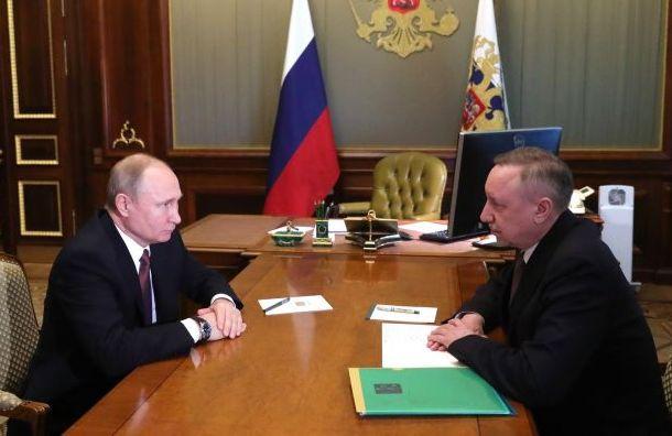 «Яблоко» просит Путина вмешаться вмуниципальные выборы вПетербурге