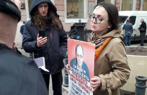 СК: активистку Елену Григорьеву убили побытовым мотивам