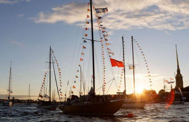 «Балтийская яхтенная неделя» пройдет втретий раз вПетербурге