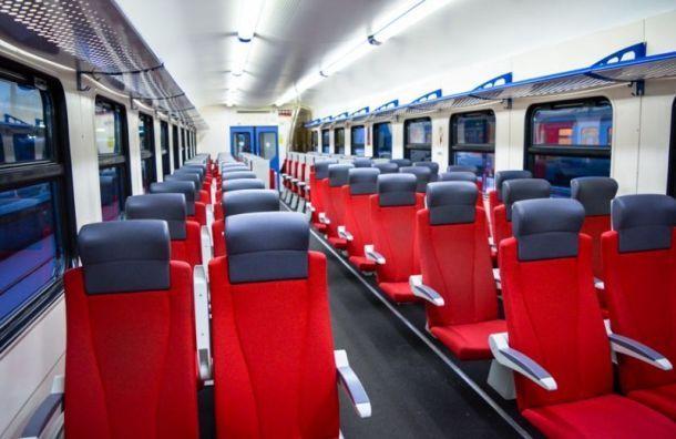 «Туристический вагон» будет в«Ласточке» доВыборга всубботу