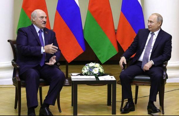 Лукашенко: белорусы иленинградцы больше всех пострадали вгоды войны