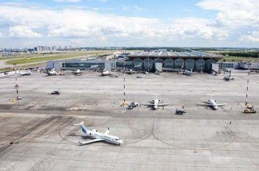 Аэропорт Пулково вмае обслужил 1,7 млн пассажиров