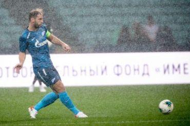 Иванович рассказал оконфликте ссудьей вовремя матча с«Сочи»