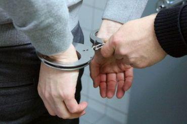 Задержан обливший сотрудников Смольного бензином петербуржец