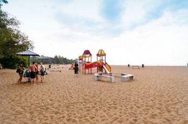 Дубковский пляж останется песчаным