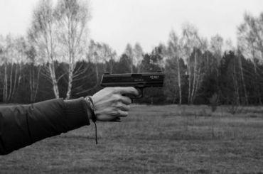 Рыбак вмедицинской маске расстрелял пенсионера под Ломоносовым