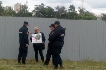 Три вице-губернатора получили выговор завырубку вМуринском парке