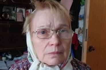 «Долго исчастливо» просит помочь петербургской пенсионерке Лидии Бархатовой