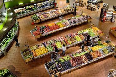 Prisma открыла крупный супермаркет висторическом здании