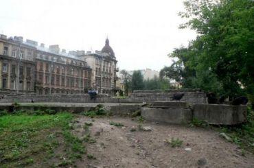 Общественное пространство появится накрыше бомбоубежища всквере Цоя