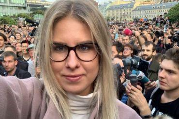 Соболь вызвали надопрос вслед задругими оппозиционерами
