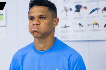 Бразильский новичок «Зенита» удивлен теплотой петербуржцев