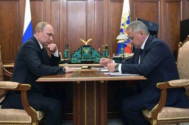 Путин выразил соболезнования семьям погибших подводников