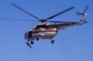 Спасатели спустили тела погибших альпинистов вКабардино-Балкарии