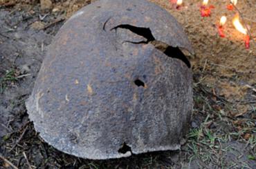Раскрыто имя, погибшего уМедянки красноармейца
