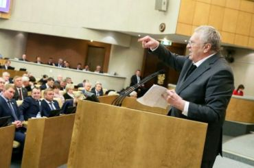 Жириновский: Капитанова исключили изЛДПР «запредательство» 27июня
