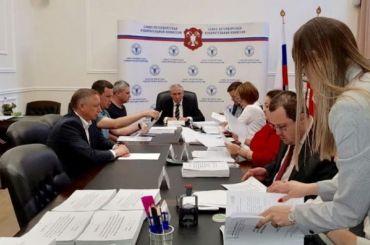 Горизбирком завершил прием документов откандидатов вгубернаторы