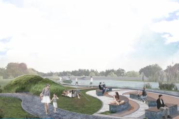 Благоустроенный сад уИвановского карьера откроется всентябре