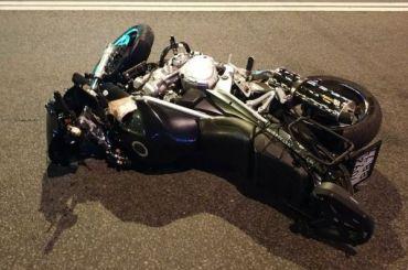 Мотоциклист насмерть сбил пешехода наВетеранов