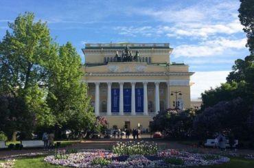 Объединения Александринского иВолковского театров небудет