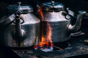 Многодетная семья сживотными отравилась газом вКрасном Селе
