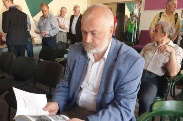 Амосов прокомментировал предложение Бортко снять кандидатуры свыборов
