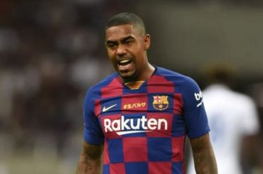 «Барселона» готова продать Малкома «Зениту» за45млневро